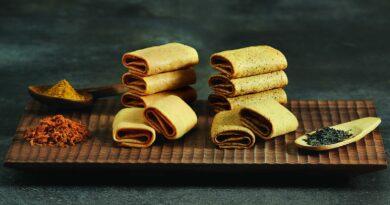 奇華餅家 「伯爵茶鳳凰卷」典雅清香 「咖喱肉鬆鳳凰卷」惹味配搭